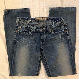 Big Star Jeans (26 SHORT)